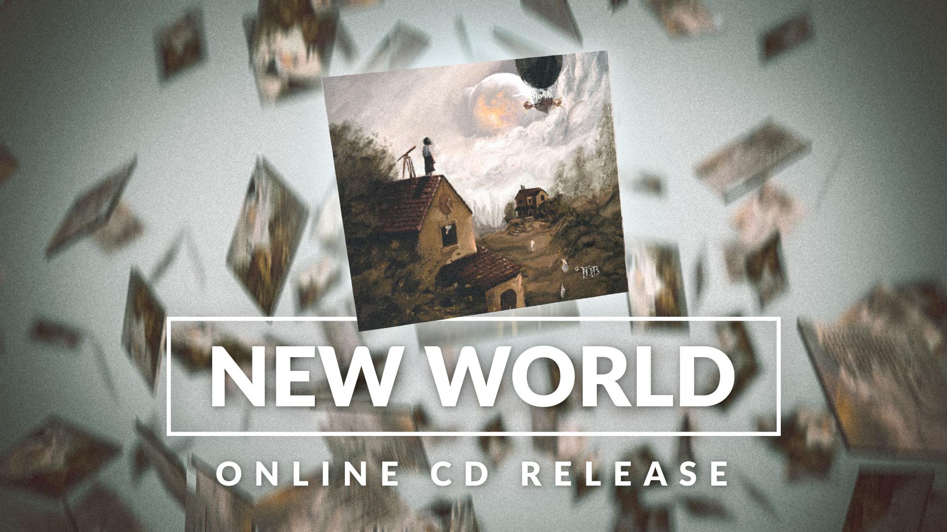Online-CD-Release