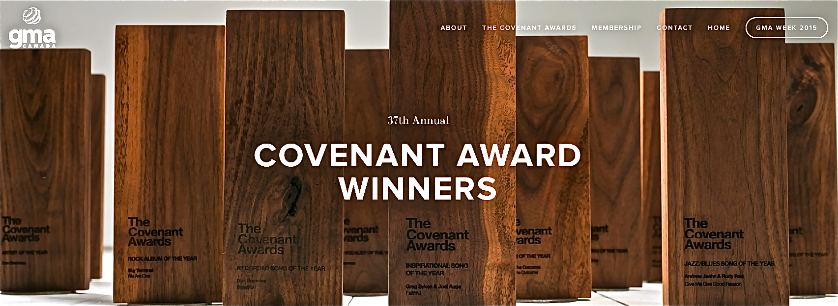 Covenant Award Winner